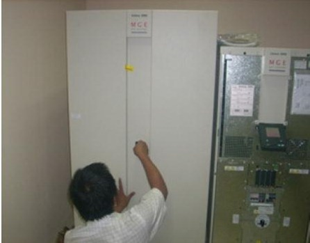 UPS SYSTEM 3 PHASE 40 KVA