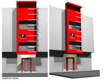 IMAGE BUILDING ( FAÇADE )